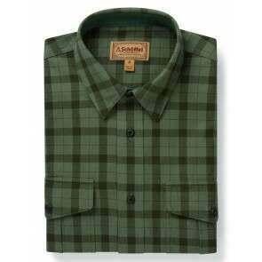 Schoffel Tollymore Utility Shirt Loden Green