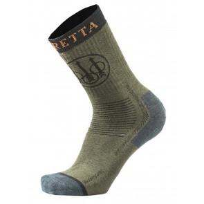 Beretta Short Merino Socks Green