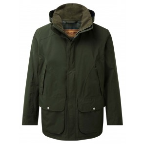 Schoffel Snipe Shooting Coat Forest