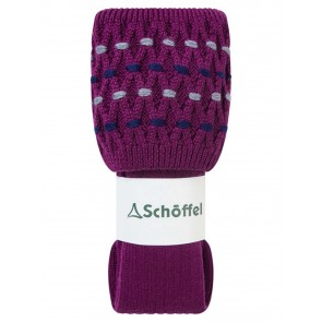 Schoffel Ladies Stitch Sock II Dahlia