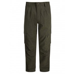 Hoggs of Fife Struther Field Trouser Dark Green