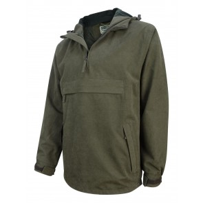 Hoggs of Fife Struther Smock Dark Green