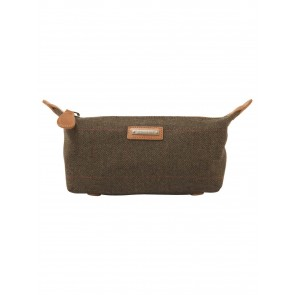 Schoffel Windsor Tweed Wash Bag