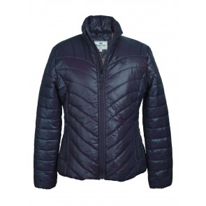 Hoggs of Fife Wilton Padded Jacket Dark Navy