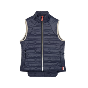 Hunter Women's Original Midlayer Gilet Navy