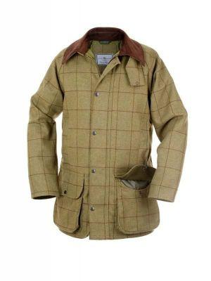 Alan Paine Children's Rutland Tweed Coat