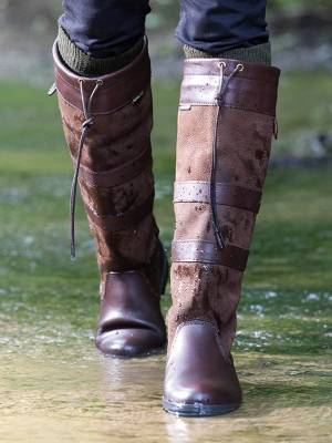 Why choose Dubarry Boots
