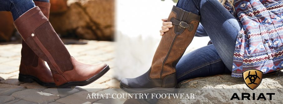 Ariat Country Boots