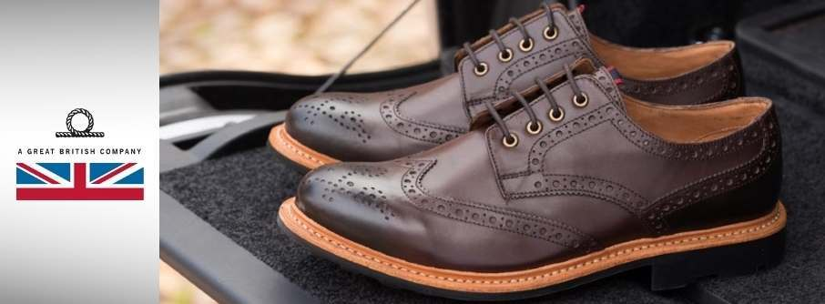 Chatham British Brogues and Deck Shoes