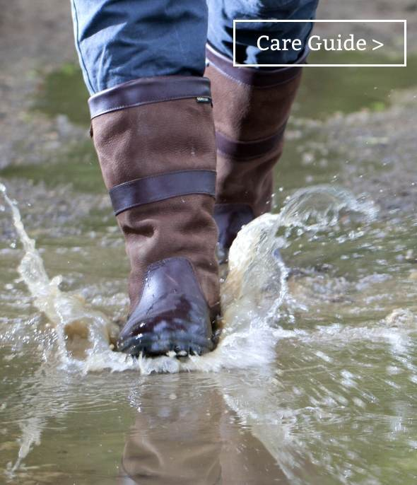Dubarry Boots Care and Maintenance