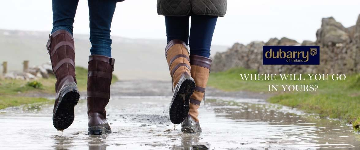 Dubarry Boots and Country Clothing