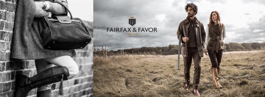 Fairfax and Favor England