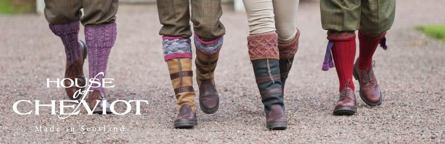House of Cheviot - quality shooting and country socks