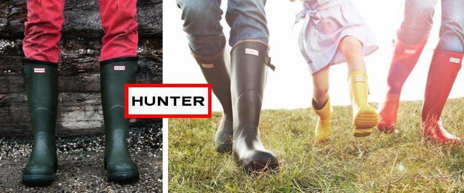 Hunter Welliies