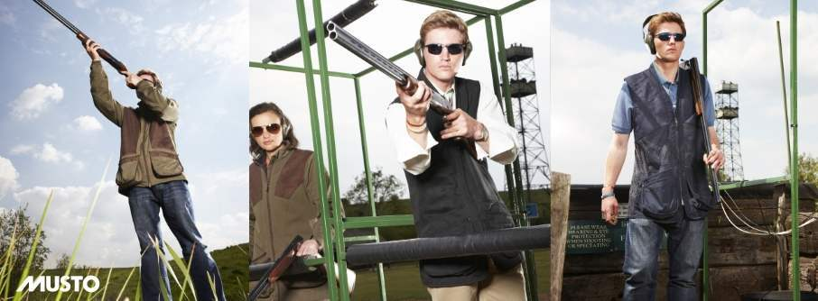 Musto Shooting and Countrywear