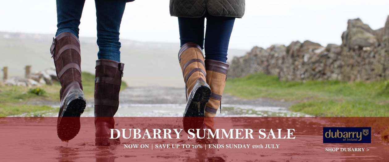 Dubarry Summer sale now on