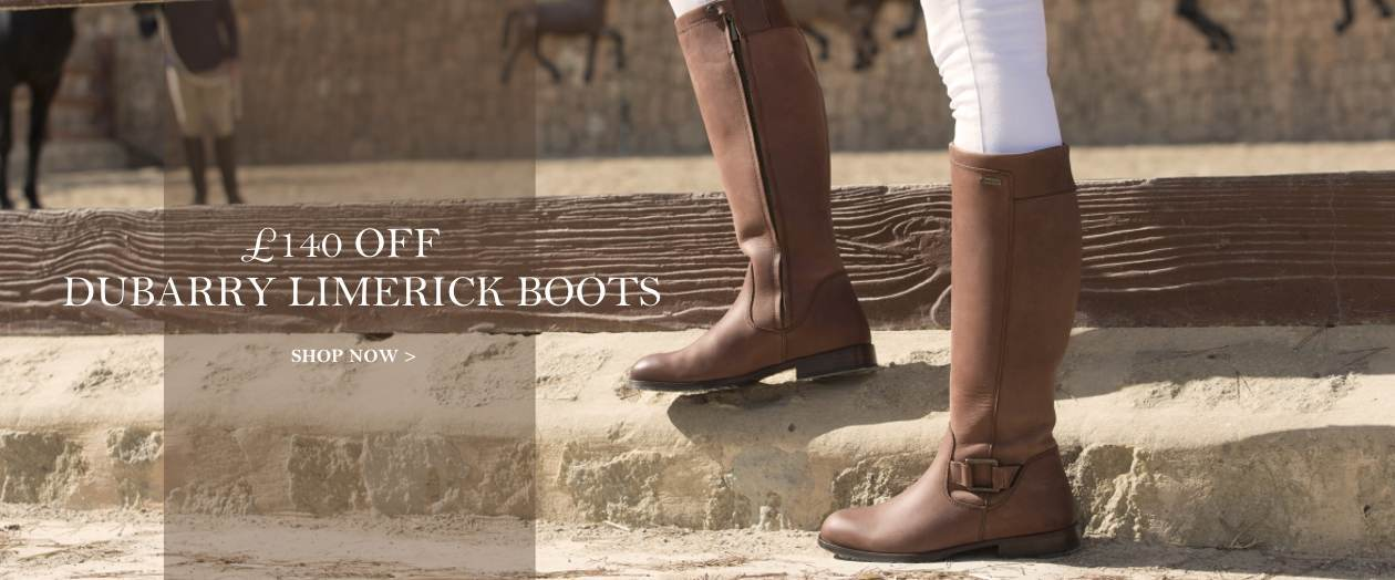 Dubarry Limerick Boots with £140 off