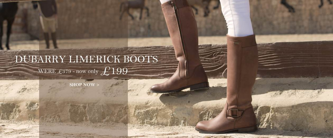 Dubarry Limerick Boots with £180 off