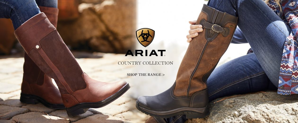 Ariat Country Boots Collection