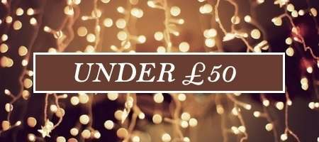 Christmas Gifts for her under £50
