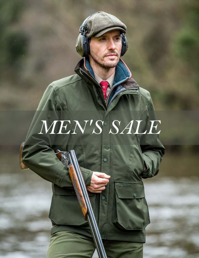 Clearance Men's Shooting and Country Clothing