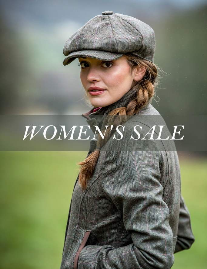 Women's Shooting and Country Clothing Sale