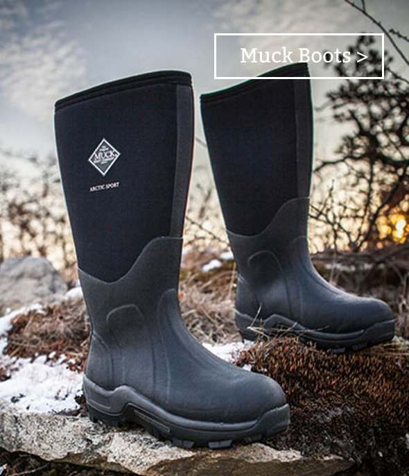 Muck Boots neoprene wellies