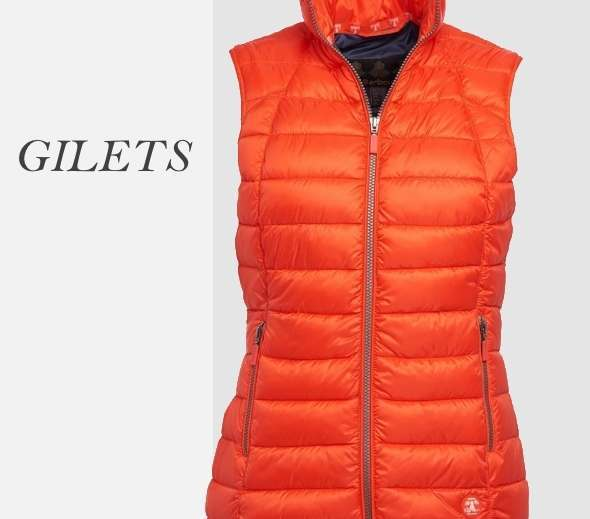 Women's Bodywarmers and Gilets