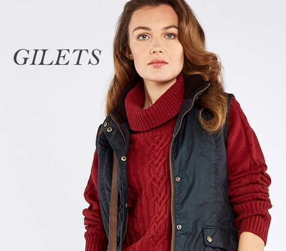 Women's Gilets and Bodywarmers