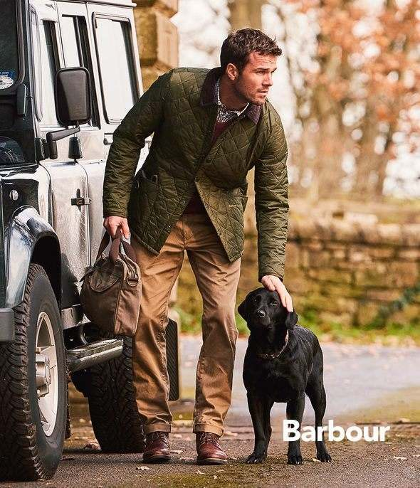 Barbour Mens Countrywear