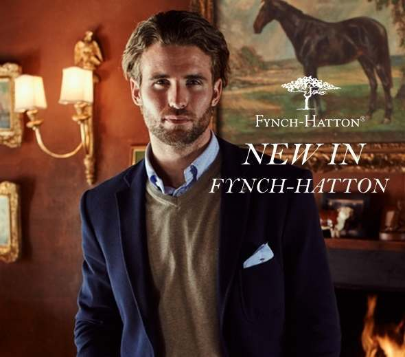 Fynch-Hatton Luxury Menswear