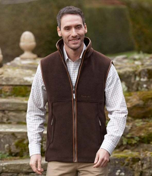 Men's gilets and bodywarmers