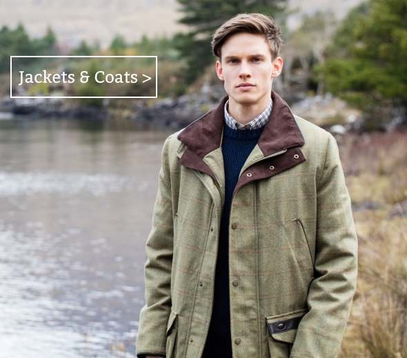 Country Clothing for Men | Outdoor and Country Fashion