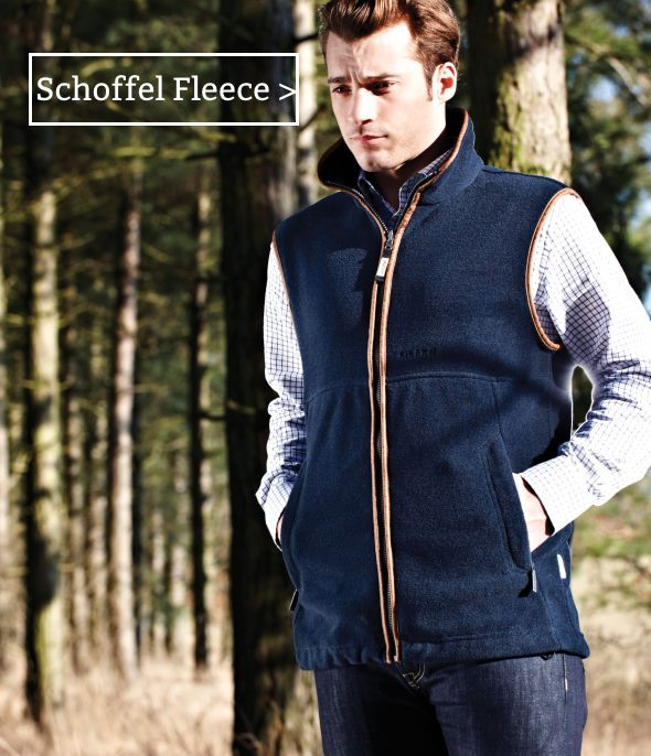 Schoffel Fleece Gilets