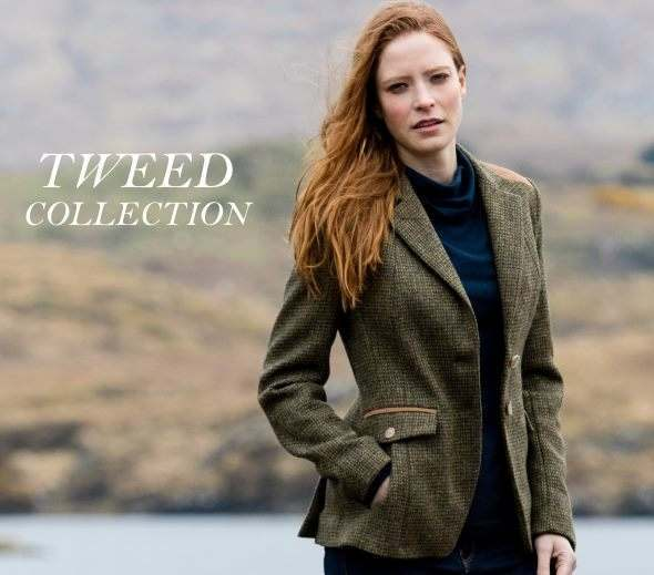Women's Country Tweed Collection