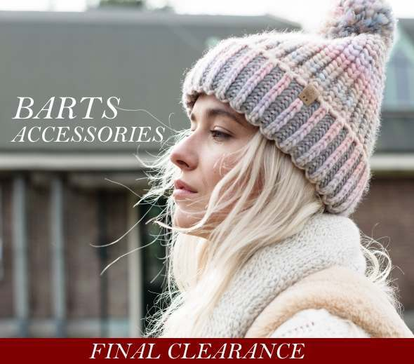 Women's Accessories from Barts