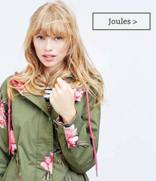 Joules Clothing for women