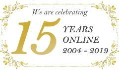 We are celebrating 15 years online