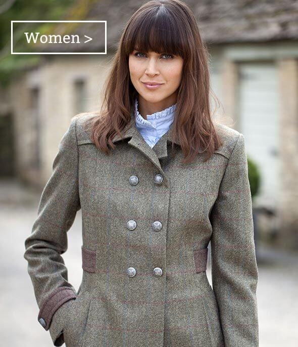Ladies' country clothing